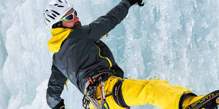 Gafas deportivas para montañismo